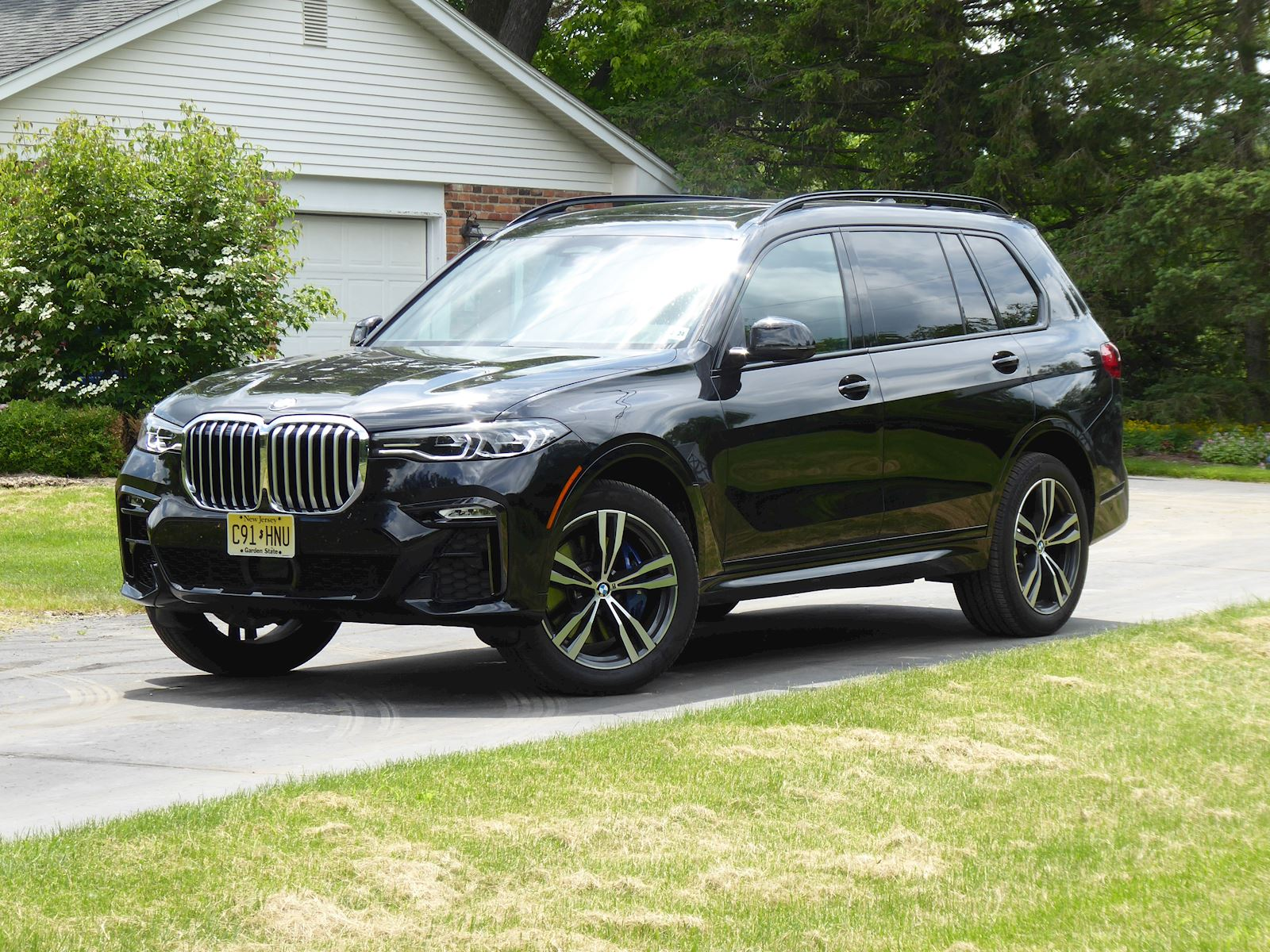 Test Drive 2019 Bmw X7 Expert Reviews J D Power