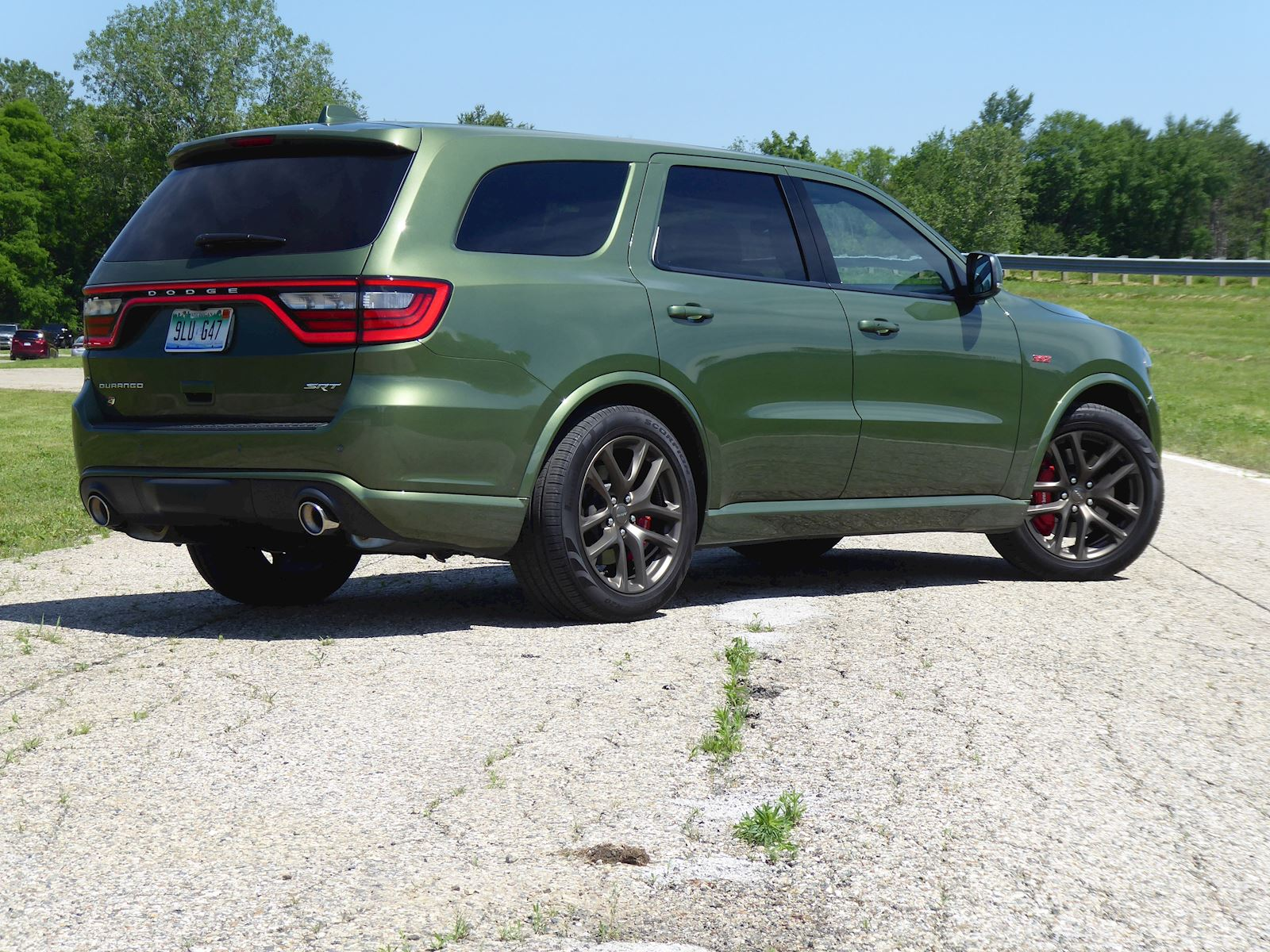 Test Drive 2020 Dodge Durango Review Expert Reviews J D Power