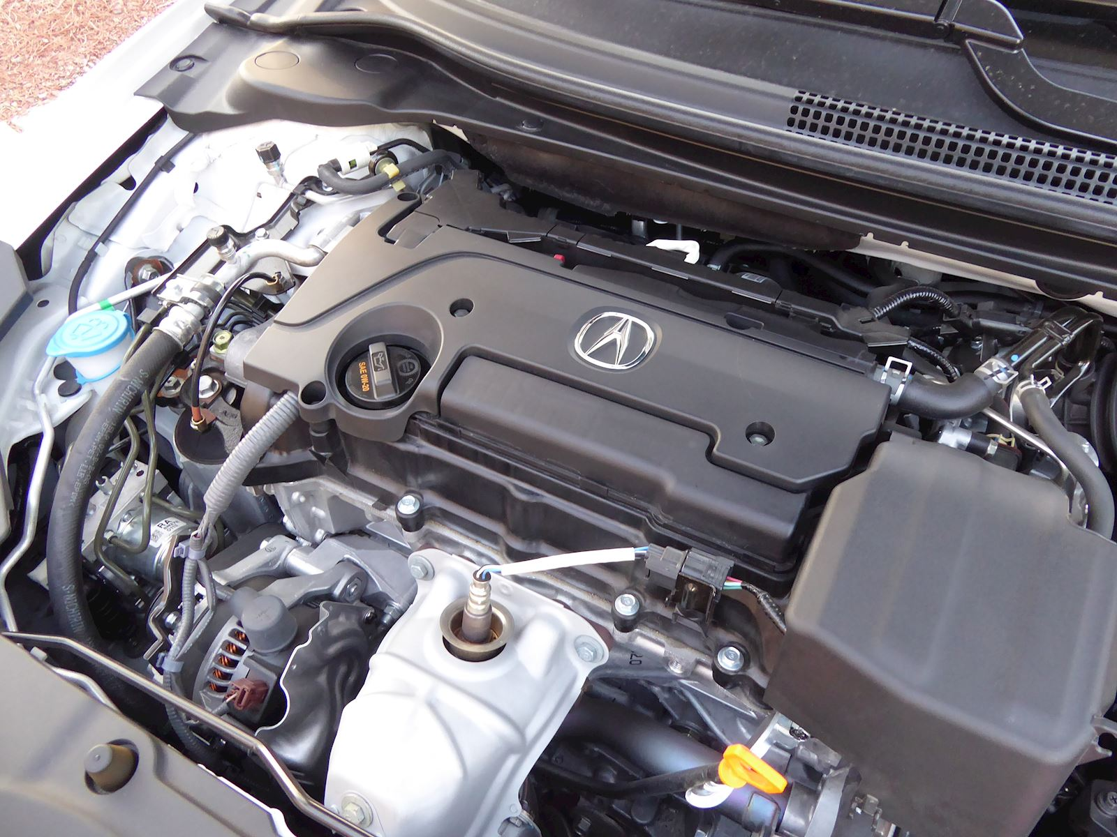 2020 Acura ILX Engine/Transmission