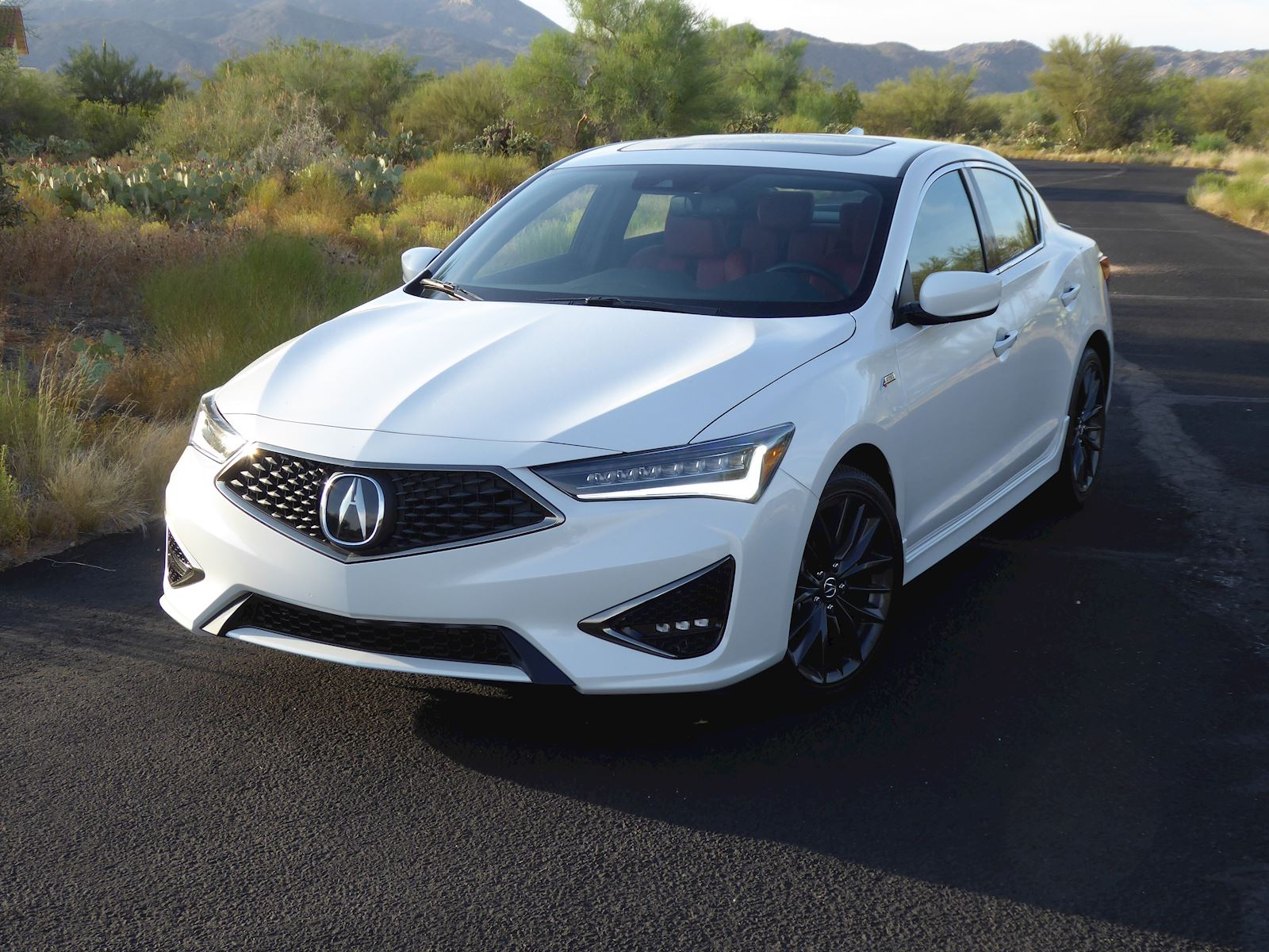 2020 Acura ILX Front Side Angle