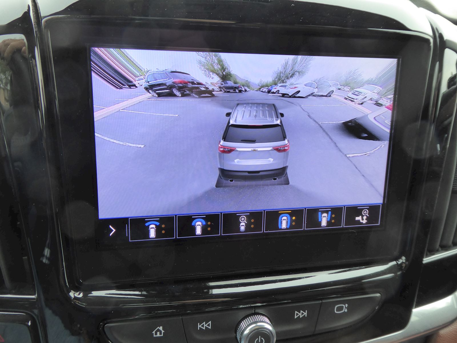 2020 Chevrolet Traverse surround view camera