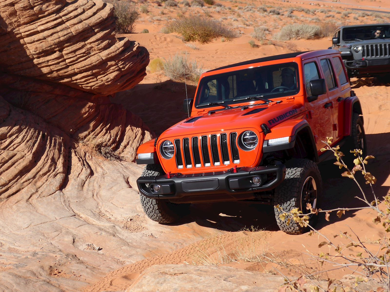 2020 Jeep Wrangler EcoDiesel offroad