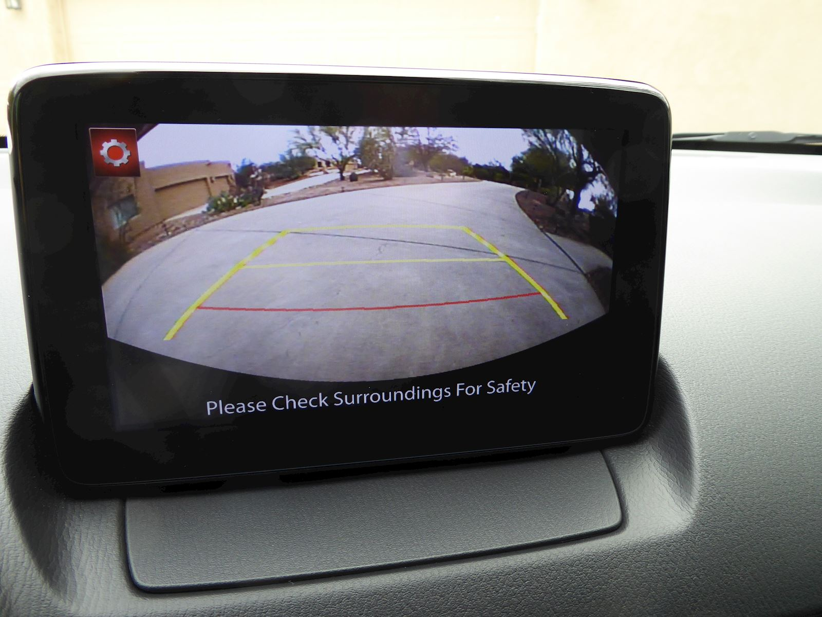 2020 Toyota Yaris backup camera