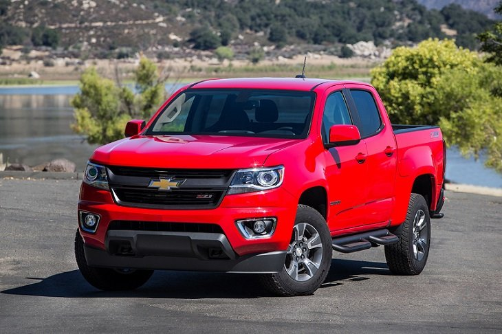 2019 Chevrolet Colorado Z71 photo