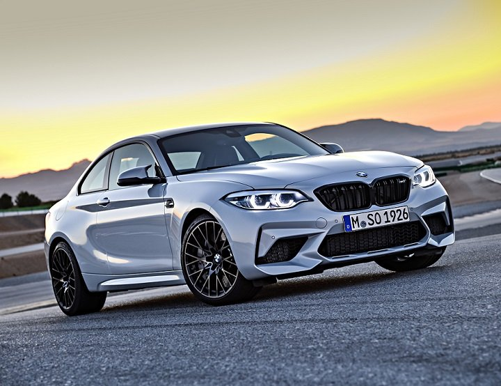 2019 BMW M2 Competition photo