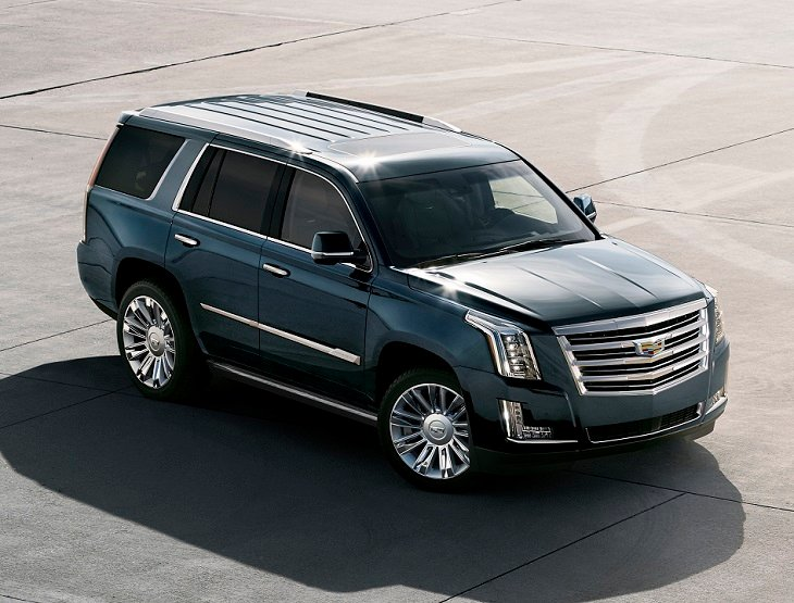 2019 Cadillac Escalade photo