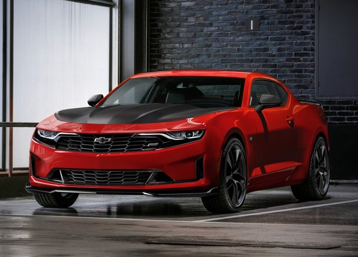 2019 Chevrolet Camaro Turbo 1LE photo