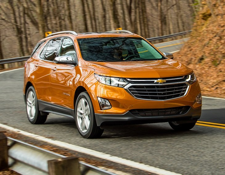 2019 Chevrolet Equinox photo