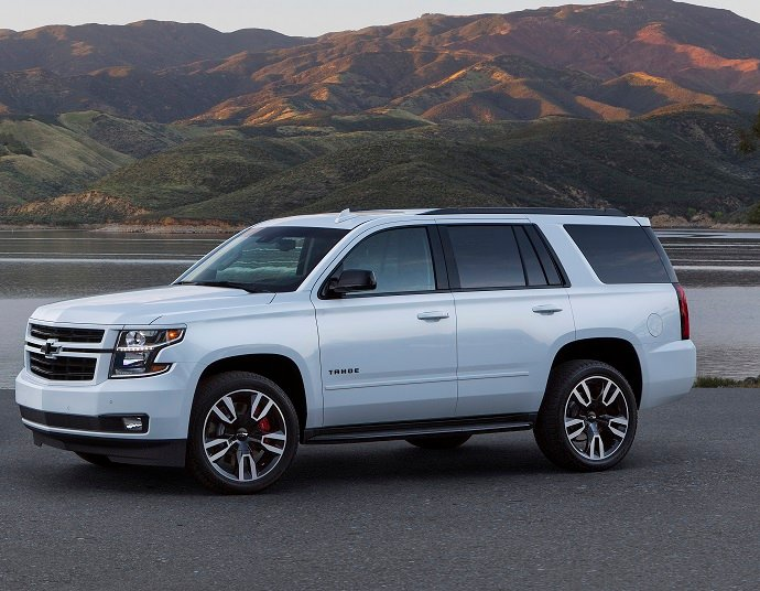 2019 Chevrolet Tahoe RST Performance Package photo