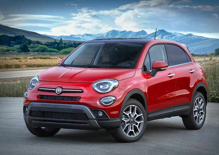 2019 Fiat 500X Trekking Plus photo