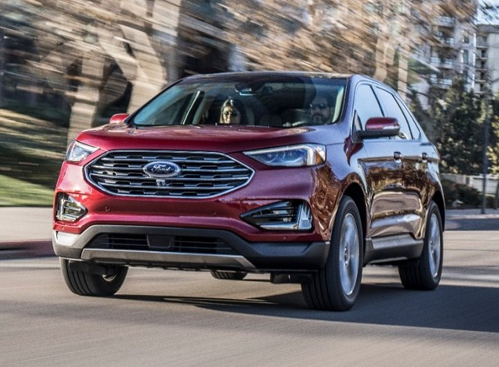 2020 Ford Edge Review.2019 Ford Edge Review Expert Reviews J D Power