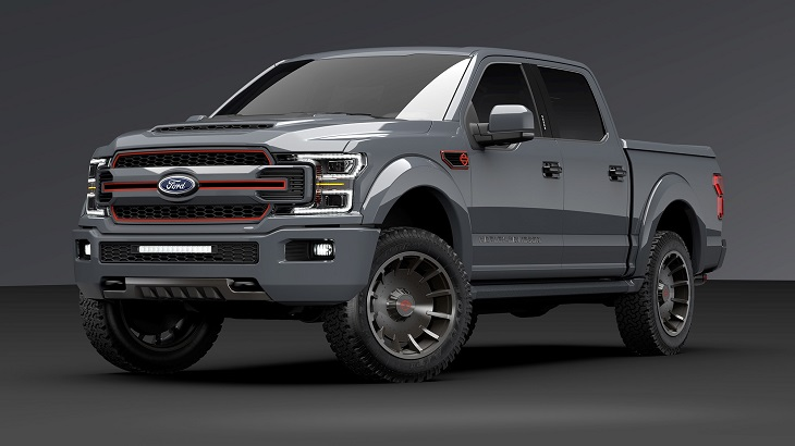 2019 Ford F-150 Harley-Davidson photo