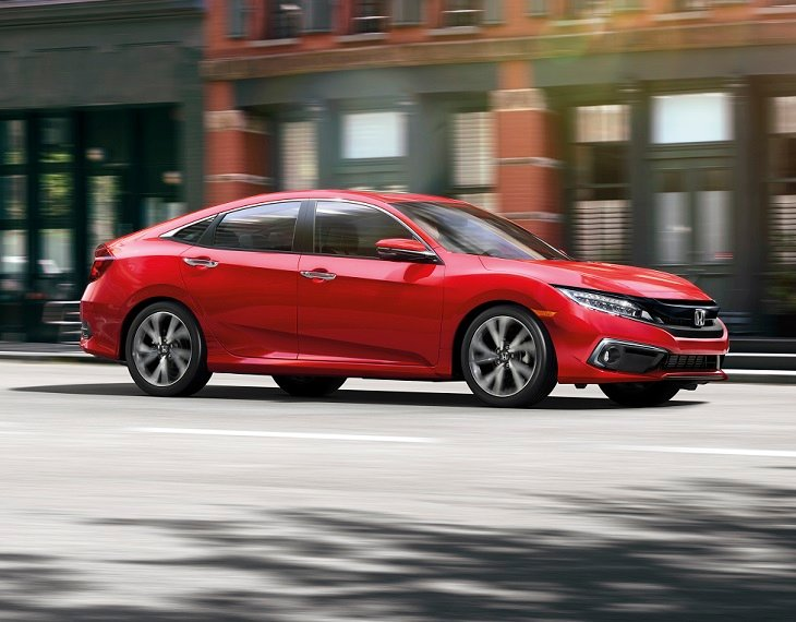 2019 Honda Civic Sedan photo