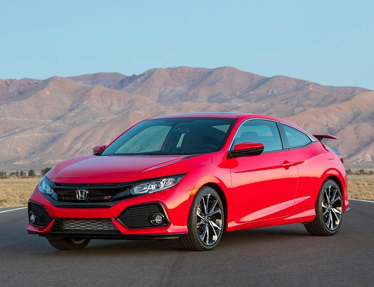 2019 Honda Civic Coupe Si photo