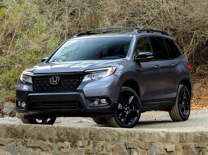 2019 Honda Passport Review Expert Reviews J D Power