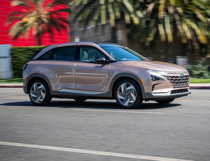 2019 Hyundai Nexo photo