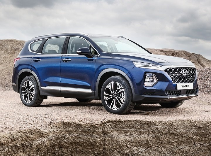 2019 Hyundai Santa Fe photo