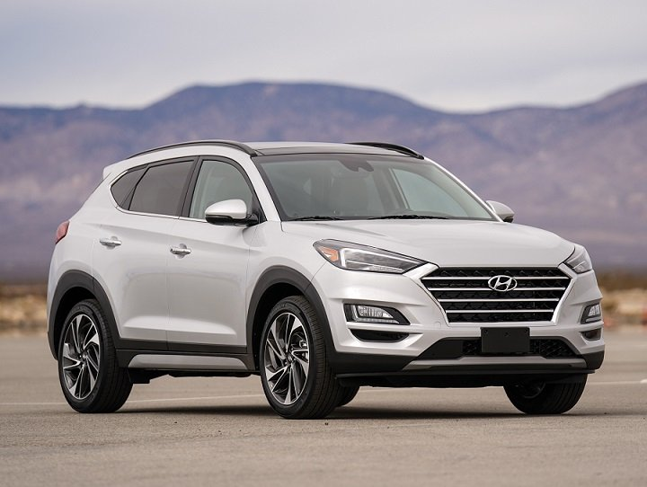 2019 Hyundai Tucson Review | Expert Reviews | J D  Power