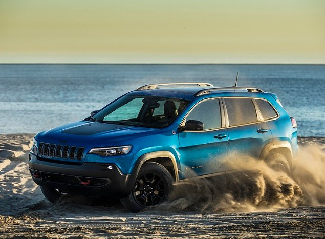 2019 Jeep Cherokee Trailhawk Elite 4x4 Expert Reviews | J ...