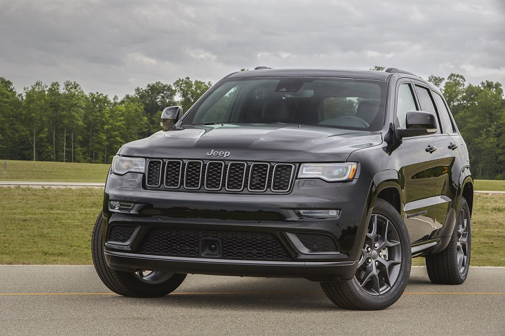 2019 Jeep Grand Cherokee Limited X photo