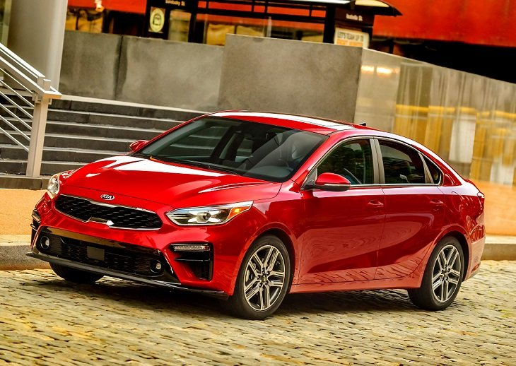 2019 Kia Forte Review | Expert Reviews | J D  Power