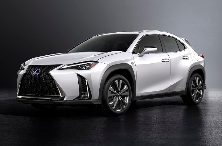 2019 Lexus Ux Review Expert Reviews