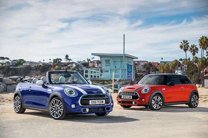 2019 Mini Cooper S 3-door Coupe and Convertible photo