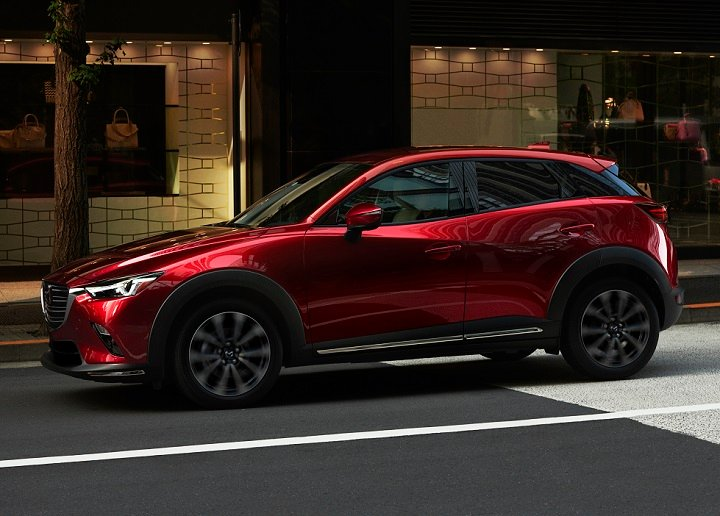2019 Mazda Cx 3 Review Expert Reviews
