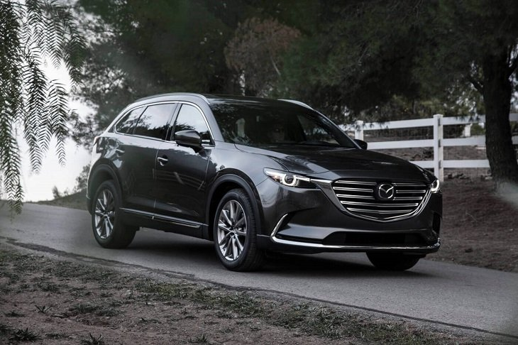 2020 Mazda CX-9 Redesign And New Colors >> 2019 Mazda Cx 9 Review Expert Reviews J D Power