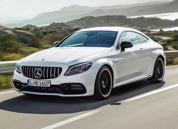2019 Mercedes-AMG C 63 S Coupe photo