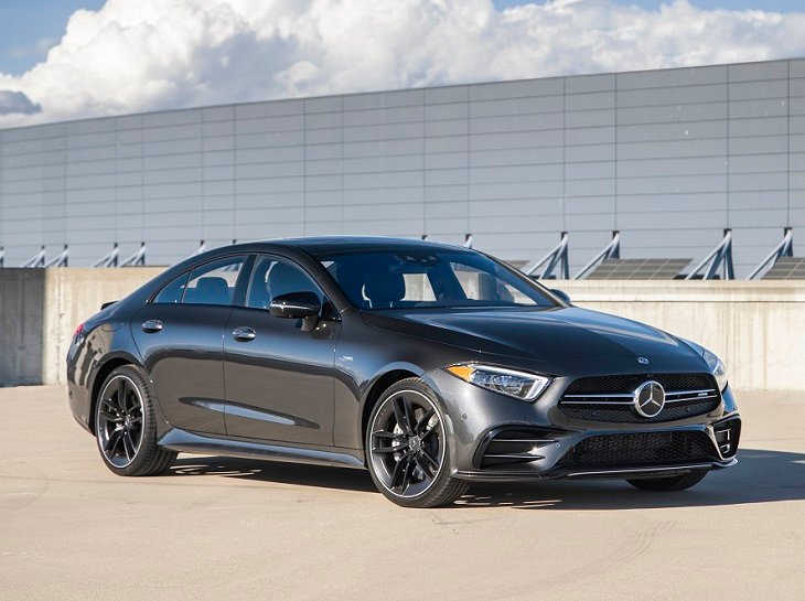 2019 Mercedes-AMG CLS53 photo