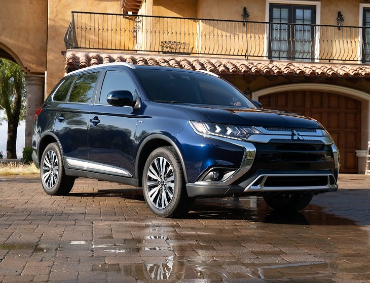 2019 Mitsubishi Outlander GT photo