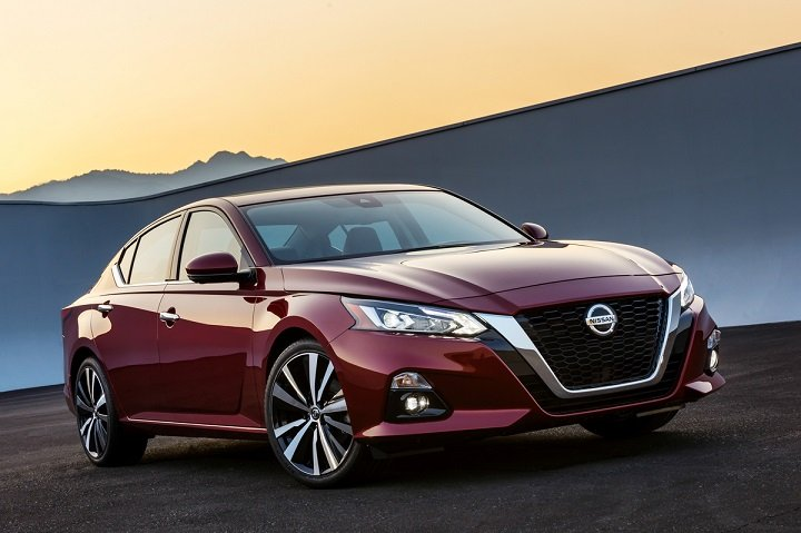 2019 Nissan Altima photo