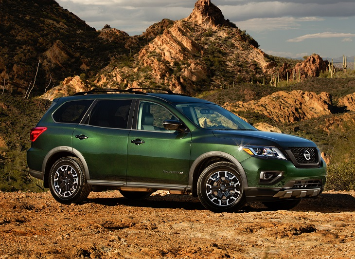 2020 Nissan Pathfinder Rock Creek Edition photo