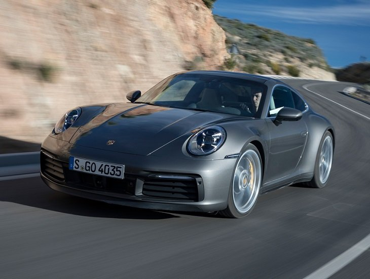 2019 Porsche 911 Carrera S photo