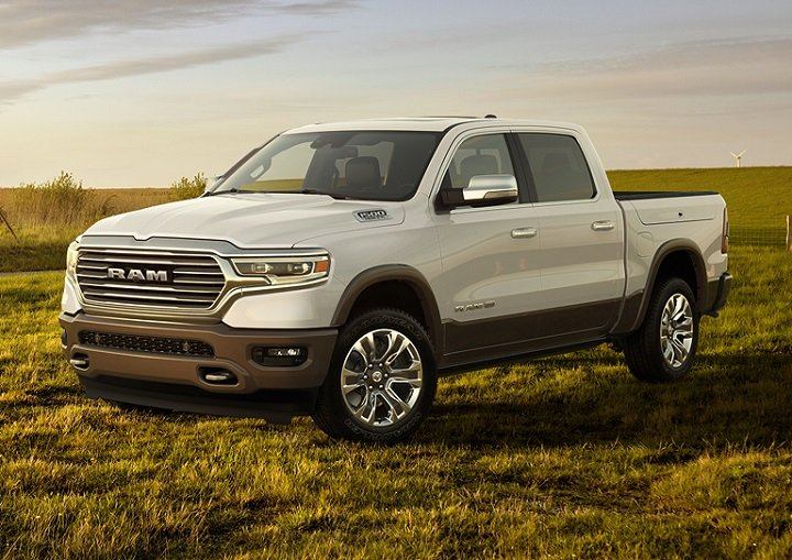 2019 Ram 1500 Laramie Longhorn Crew Cab photo
