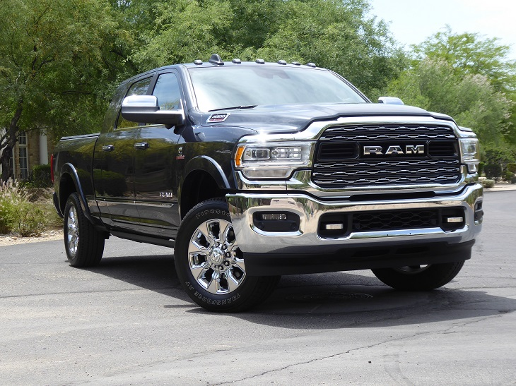 Test Drive 2019 Ram Heavy Duty Expert Reviews J D Power