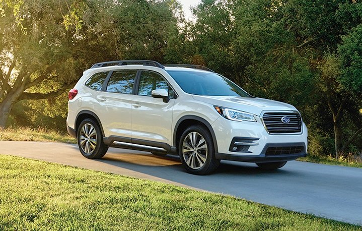 2019 Subaru Ascent Limited photo