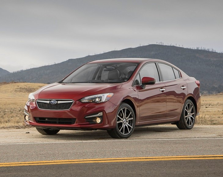 2019 Subaru Impreza Limited Sedan photo