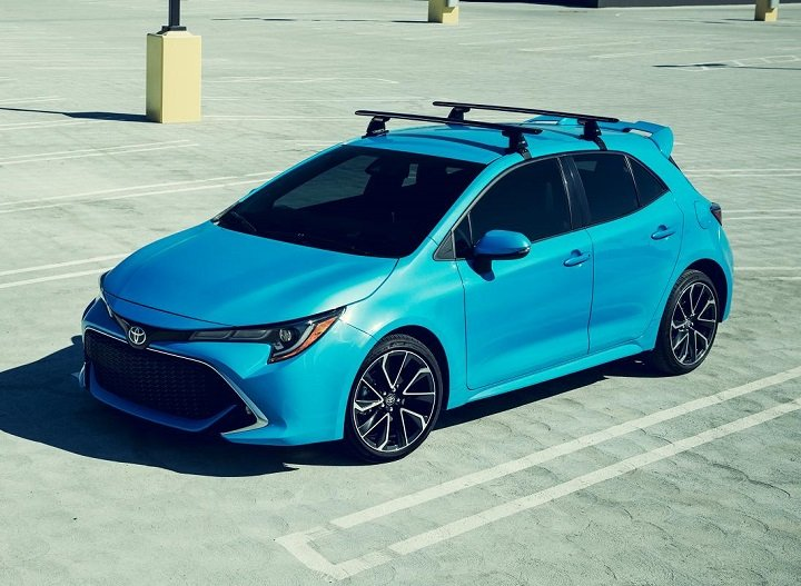 2019 Toyota Corolla Hatchback photo