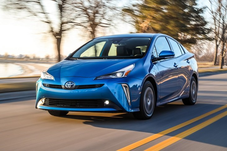 2019 Toyota Prius XLE AWD-e photo