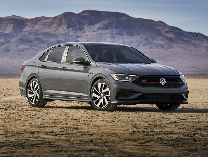 2019 Volkswagen Jetta GLI photo