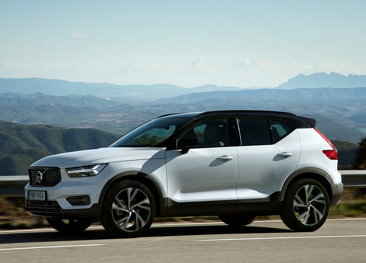 2019 Volvo XC40 Review | Expert Reviews | J D  Power