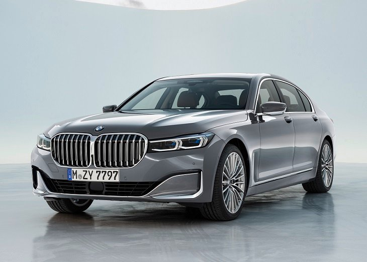 2020 Bmw 7 Series Preview Nadaguides
