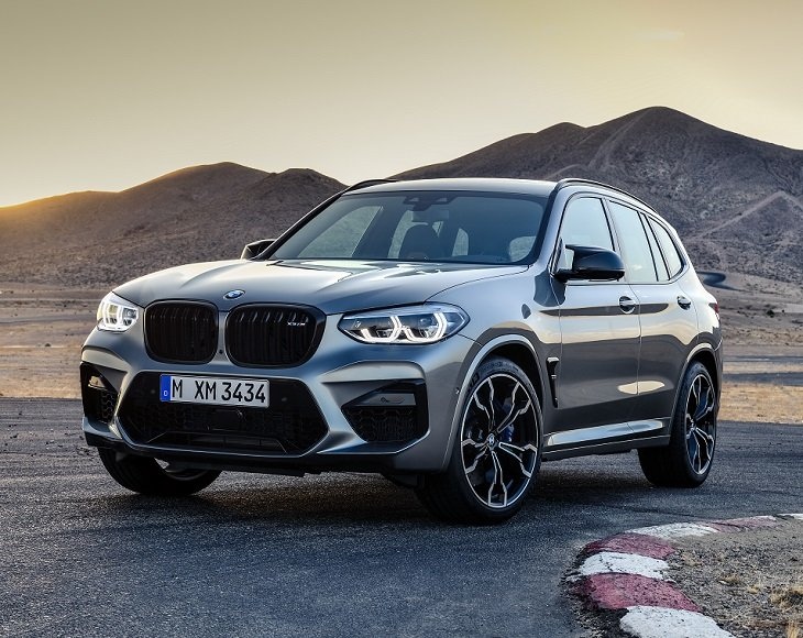 2020 BMW X3 M Competition photo
