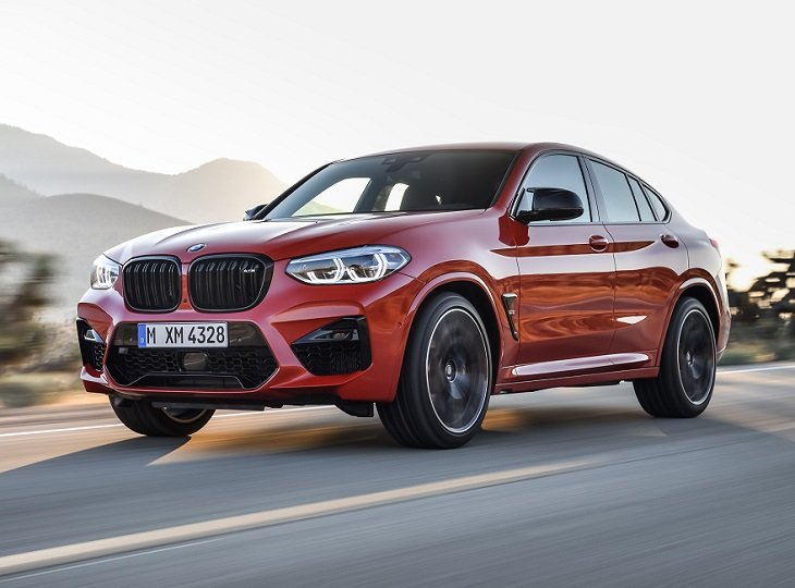 2020 BMW X4 M Competition photo