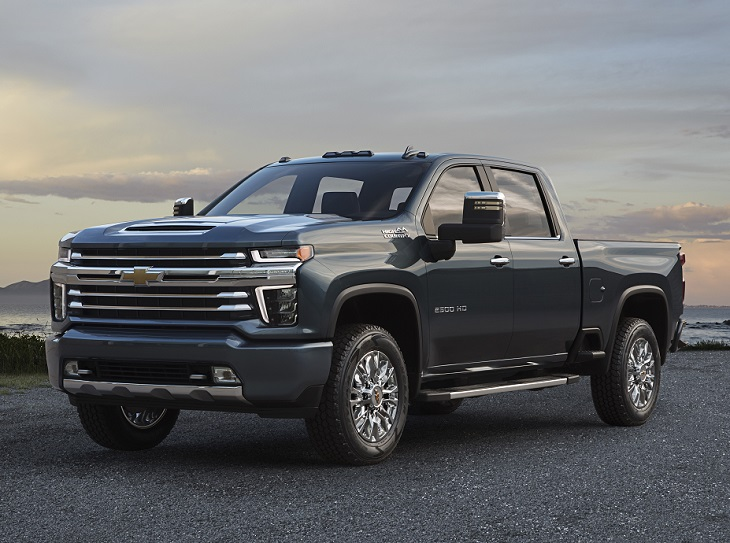 2020 Chevrolet Silverado 2500HD High Country photo