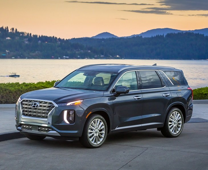 2020 Hyundai Palisade photo