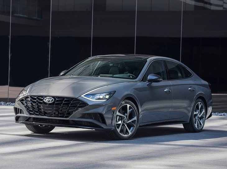 2020 Hyundai Sonata photo