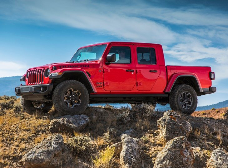 2020 Jeep Gladiator Preview | J.D. Power